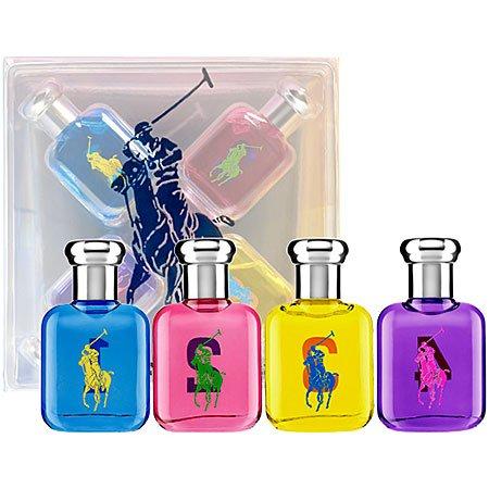 Ralph Lauren Big Pony Women's Collection Coffret Gift Set (4 Minis each 15 ml Size) ()