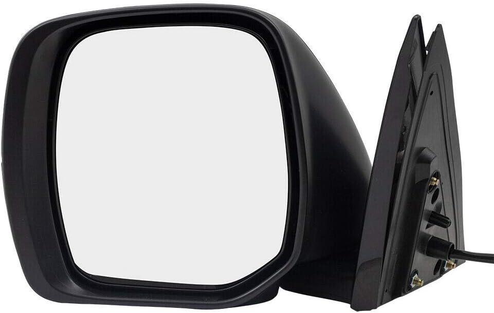 Kool Vue Power Mirror For 2017 Nissan Pathfinder Right Folding w// Turn Signal