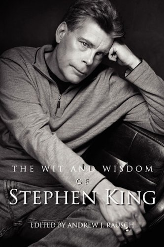Download The Wit and Wisdom of Stephen King pdf