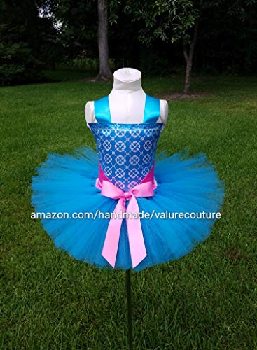 Toy Story Bo Peep Inspired Tutu Dress Costume Pageant Birthday Halloween Girls Newborn Infant Toddler Baby Outfit Onesie Shirt Bow Party Princess Kids Gift Topper Favors]()