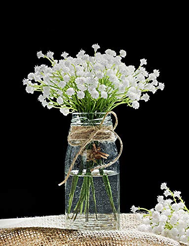 DuHouse-Babys-Breath-Artificial-Flowers-Fake-Gypsophila-Floral-Bulk-for-Wedding-Party-Home-Outdoor-Decoration-10pcs-White