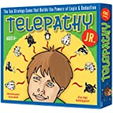 Award-Winning Telepathy Jr. Game of Strategy and Reasoning
