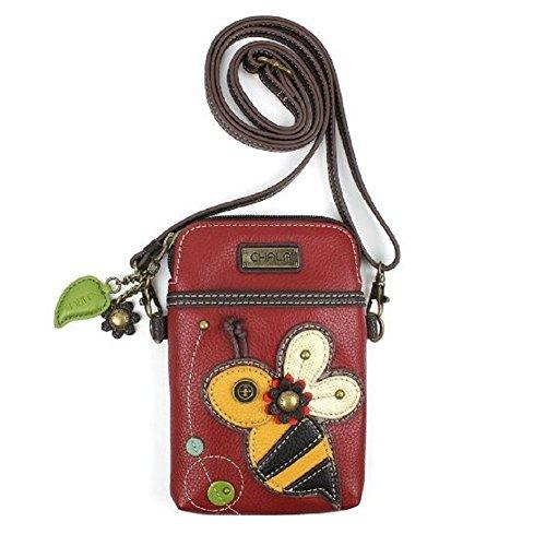 Bag Chala Charming Phone Cell Bee Buzzing Mini Purse Crossbody 6v8Pz6Wr
