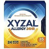 Xyzal Allergy Tablet, 4Pack (55 Count Each ) 7lwkglX