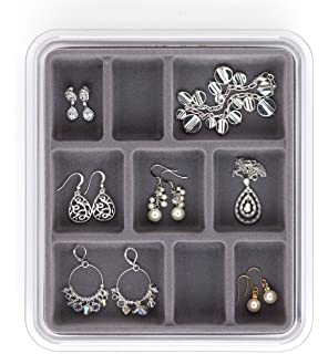 Amazoncom Jewelry Organizer Stack Em Jewelry Box 6 compartment