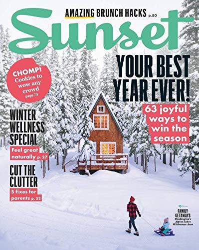 Subscribe to Sunset Magazine