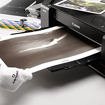 210 gmq Carta fotografica ruvida 10 fogli Canson Infinity formato A4