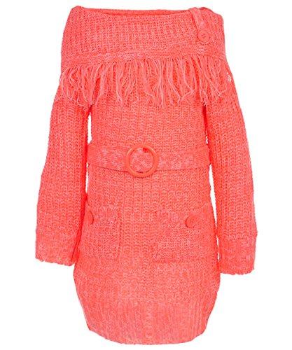 Toddler Girls Long Sleeved Dress - 4
