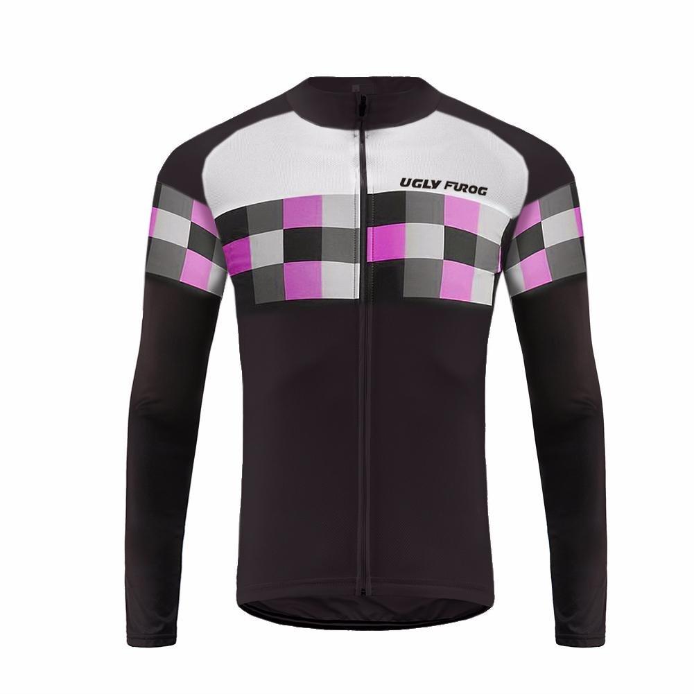 Uglyfrog Sportern 2015新しいファッションアウトドアスポーツ熱フリース冬長袖サイクリングジャージーTriathlon clothing B074DTL6BT 3L|Z 16 Z 16 3L