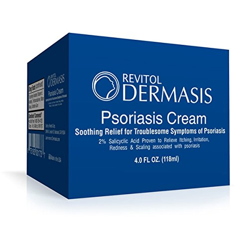 Revitol Dermasis Psoriasis Cream 1 Bottle