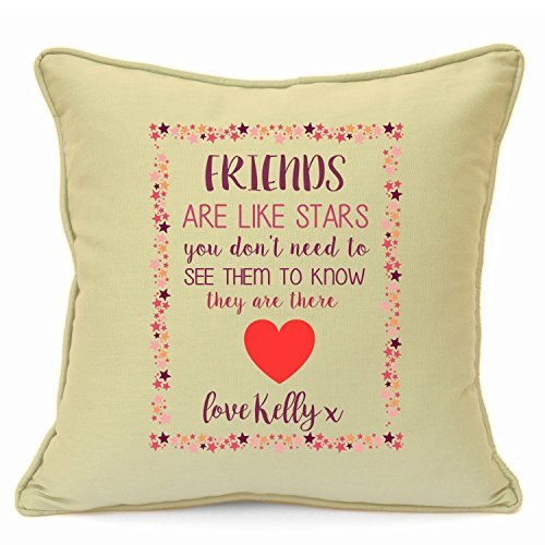 Personalised Presents Gifts For Best Friends Sister Auntie Mummy Colleagues Cousins Teachers Mentors Birthday Christmas Xmas New Home House Warming Shining