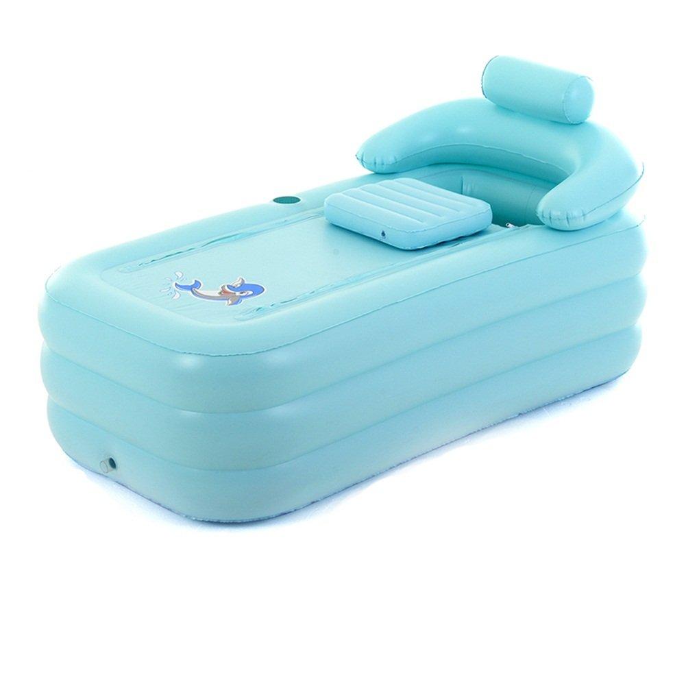 WYP Folding Bathtub, Portable Bathtub/Plastic Bathtub/spa Bath/Jacuzzi