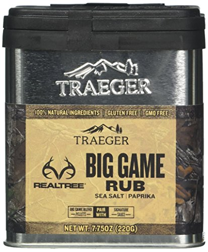 Traeger Grills SPC180 Real Tree Big Game Dry -