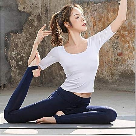 WXFC Ropa de Mujer Yoga, Alta elástica Transpirable, Que ...