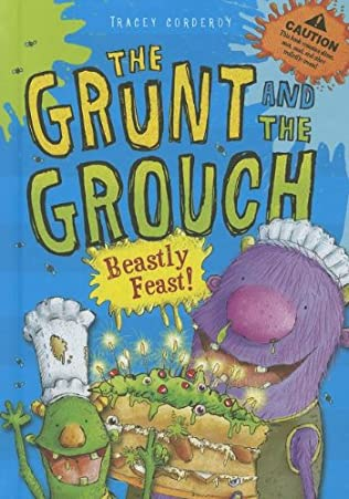 book cover of Beastly Feast