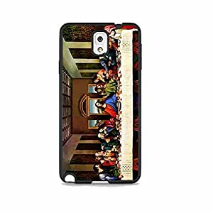 Last Supper Galaxy Note 3 Rubber Phone Case