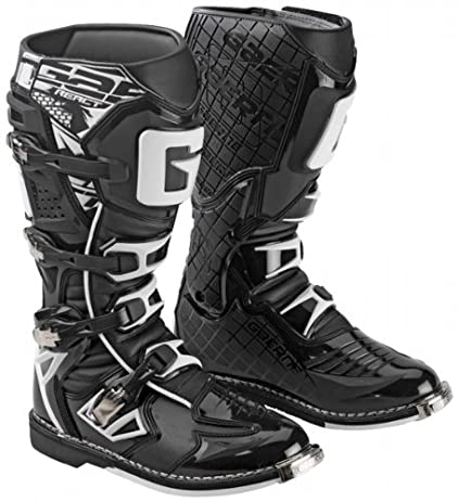 2165-001-009; G-React Boots Black 9 Made by Gaerne