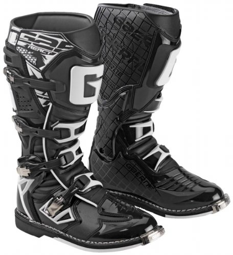 Gaerne 2165-001-009; G-React Boots Black 9 Made by Gaerne Black YqytbQoXM