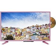 "Sceptre E328PD-SR 32"" 720p LED TV (2018), Girl Pink"