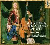 Marin Marais: Suite d'un Gout Etranger, Pieces de Viole due IV Livre, 1717 (2007-01-16)