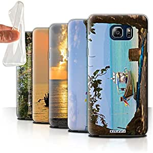 STUFF4 Gel TPU Phone Case / Cover for Samsung Galaxy Note 5/N920 / Pack 15pcs / Thailand Scenery Collection