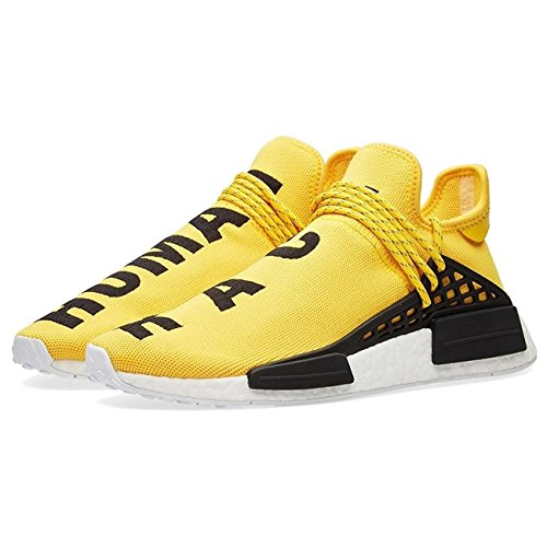 Human Sneaker Human Breathable Yellow Race Men Lightweight Trail Casual Women Shoes Race Fashion Pqx1gzx