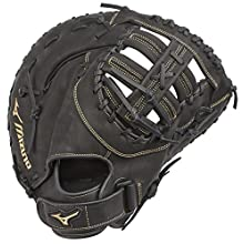 """Mizuno GXF50FP MVP Prime Fastpitch Softball First Base Mitts, 13"""", Left Hand"""
