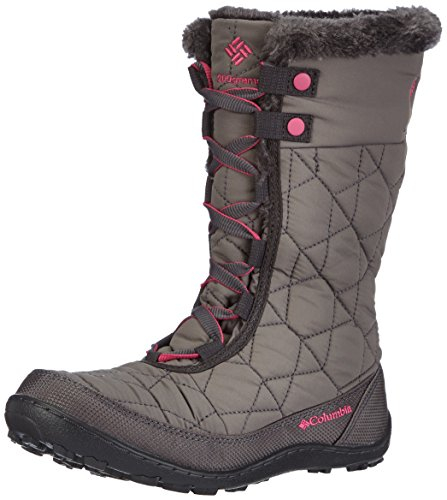 Mid Big Boot Shale Glamour II Little Kid WP Columbia Snow Minx Kid XqnwAvBx58