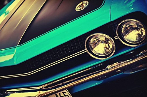 TST INNOPRINT CO Muscle Car Poster 24x36