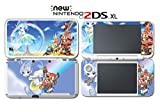 Ever Oasis Desert Tethu Chaos Esna Video Video Game Vinyl Decal Skin Sticker Cover for Nintendo New 2DS XL System Console
