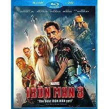 IRON MAN 3 (BLU-RAY/DVD/2 DISC COMBO) IRON MAN 3