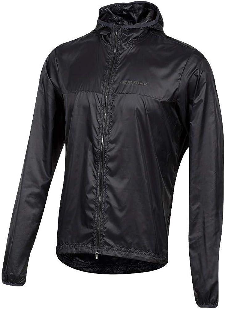 Small PEARL IZUMI Mens Summit Shell Jacket Black