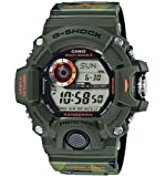 Casio G-Shock Men in Camouflage Digital Resin Quartz Men's Watch GW-9400CMJ-3