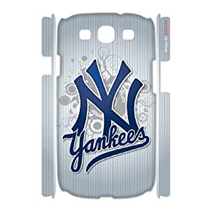 Peronalised Phone Case Yankees Logo For Samsung Galaxy S3 I9300 LJ2S32384