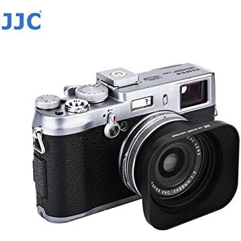 Amazon Com New Jjc Lh Jx100f Lens Hood For Fujifilm