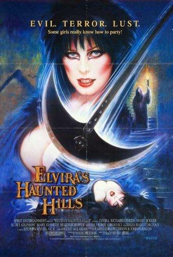 Elvira's Haunted Hills POSTER Movie (11 x 17 Inches - 28cm x 44cm) (2001)