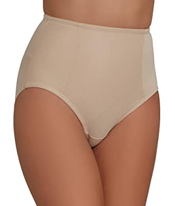759542c2d554f Miraclesuit Shapewear Women s Back Magic Extra Firm Shaping Brief Nude Large