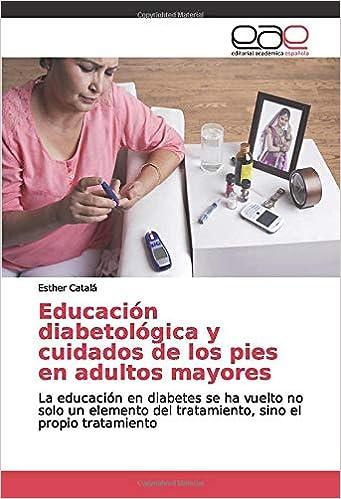 cuidado de los pies con diabetes en español