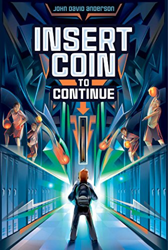 Insert Coin to Continue Middle Insert