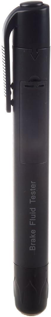 R Black Brake Fluid Tester Tester for brake fluid of ASTA TOOGOO Brake Fluid Tester