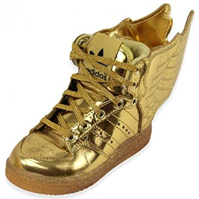 63efa887acee9 adidas JS Wings 2.0 Gold I DOR - Chaussures Bébé Fille  Amazon.fr ...