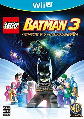 Wii U Lego BATMAN 3 BEYOND GOTHAM by Warner Entertainment Japan