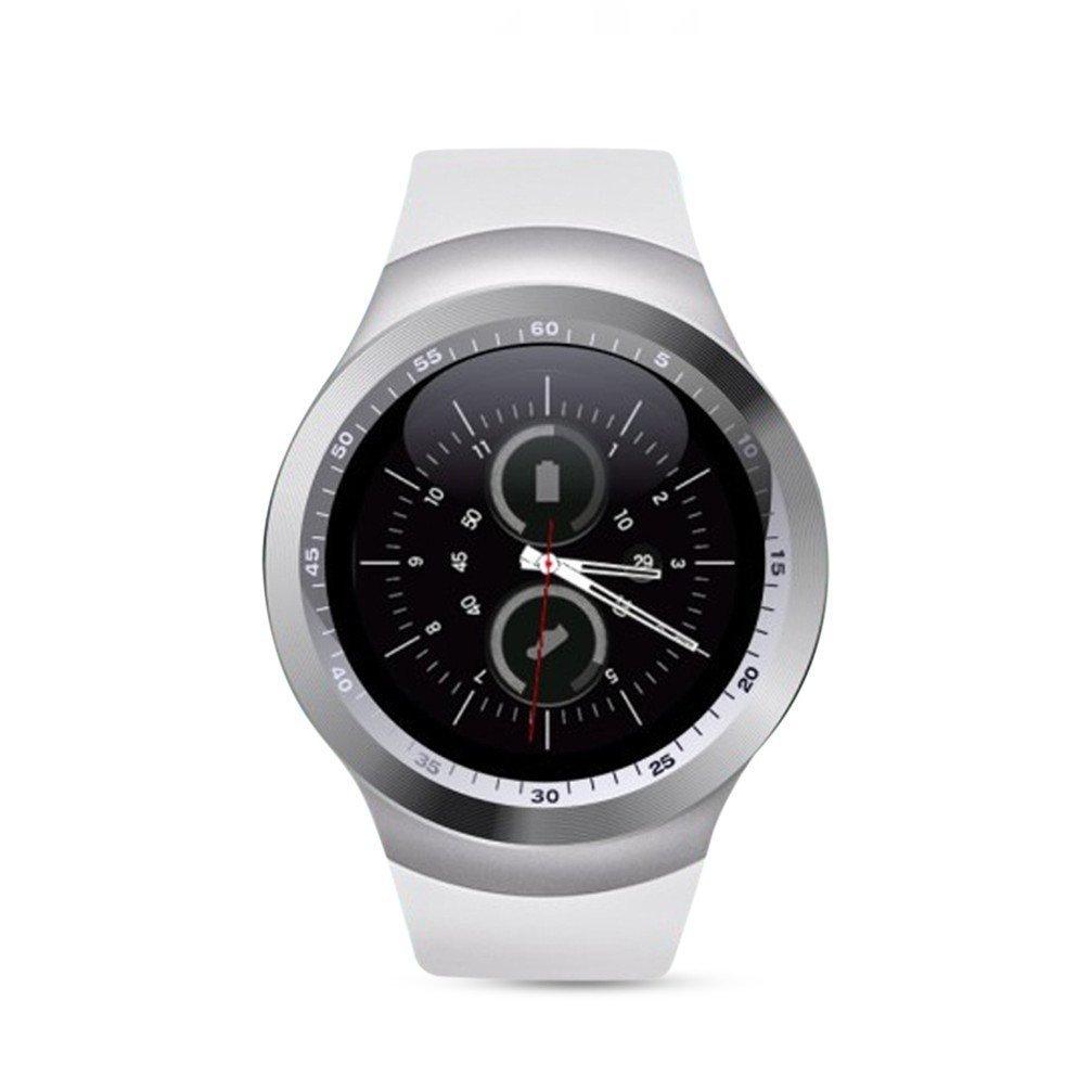 TKSTAR Y1 Reloj Inteligente Pantalla táctil de 1,22 Fitness ...