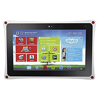 Hands on with the Nabi XD tablet for tweens - YouTube
