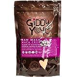 Giddy Yoyo Organic Raw Maca Powder, 454g (1lb)