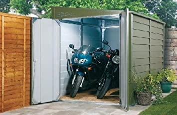 Casa de metal dispositivos de galvanisierten Acero – Titan 960 – B 191 x t 273 x h