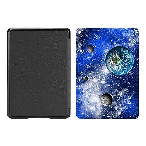 Amazon.com: Mink Monk Starry Sky Case for Amazon Kindle ...