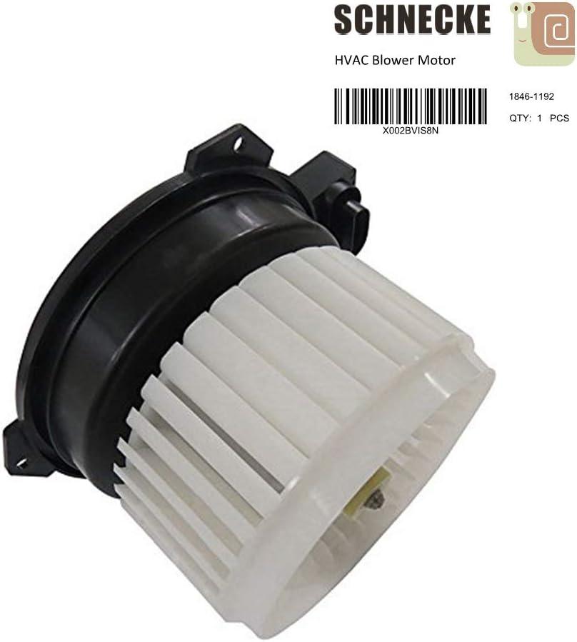 NOT FRONT AC Heater Blower Motor Fits select HONDA replaces 79220SZAA01 Schnecke Rear 09-15 PILOT
