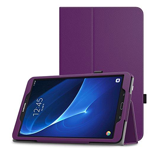 Tab A 10.1 Case - Slim Folding Cover with Auto Wake / Sleep for Samsung Galaxy Tab A 10.1