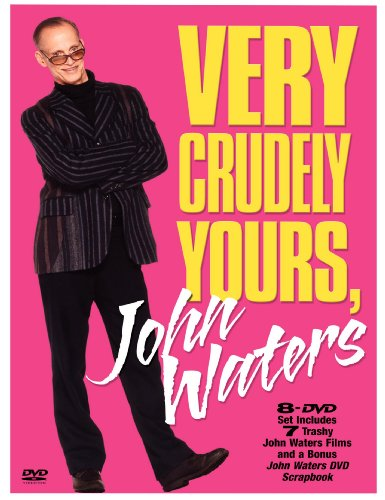 John Waters Collection (A Dirty Shame NC-17 Version / Desperate Living / Female Trouble / Hairspray / Pecker / Pink Flamingos / Polyester) by Warner Home Video